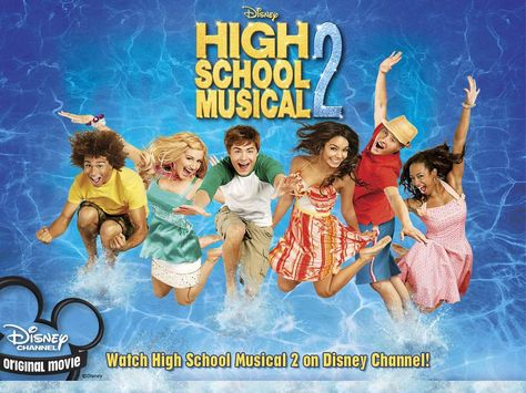 Disney Channel Original Movies Wallpaper: High School Musical