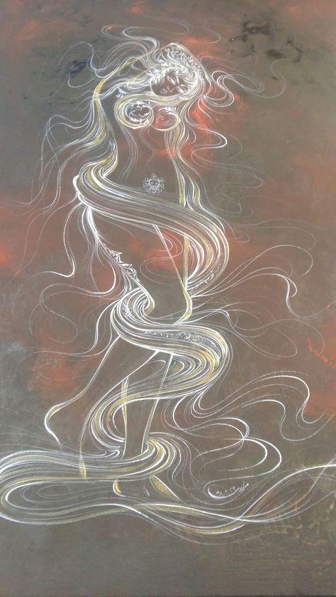 نقاش استاد فرشچیان