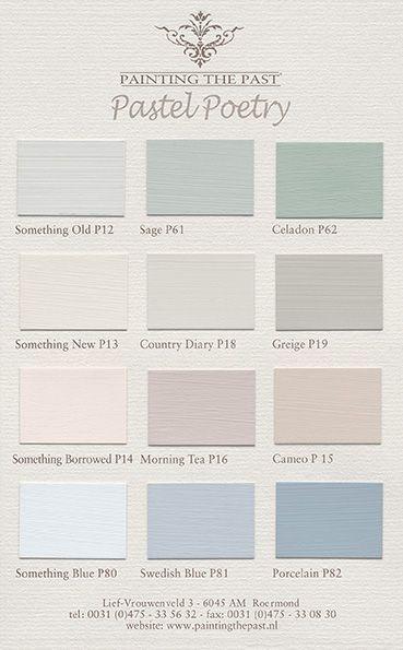 Una Cartella Colori Inimitabile Più Di 100 Colori Una Gamma