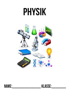Physik Deckblatt Klasse 5 Physik Deckblatter Schulbeginn Ersterschultag Einschulung Vorlage Ausdr In 2020 Physik Deckblatt Deckblatt Schule Deckblatt