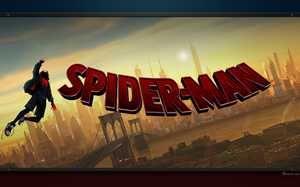 Spider Man New Generation 2018 Fonds D Ecran Hd Wallpaper De Bureau Gratuit Pour Pc Spiderman Fond Ecran Image Arriere Plan
