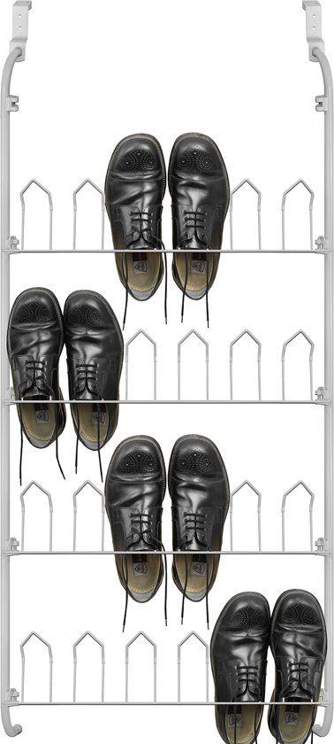 Schoenen Opbergen Aan De Deur.Schoenenrek Deur Schoenen Opbergen Rek Deurhanger