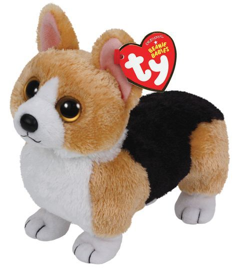 eb9ad66c985 Official product from Tys wildly popular Beanie Babies Collection Look for  the familiar heart-shaped tag that means youve purchased an authentic Ty  product ...