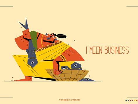 I 'Meen' business