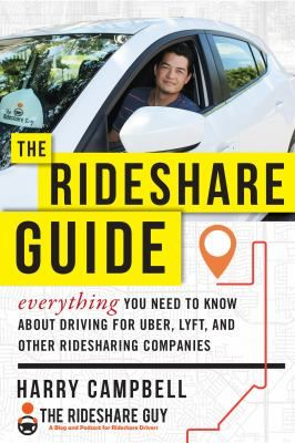 Cover Image For The Rideshare Guide Everything You Need To Know