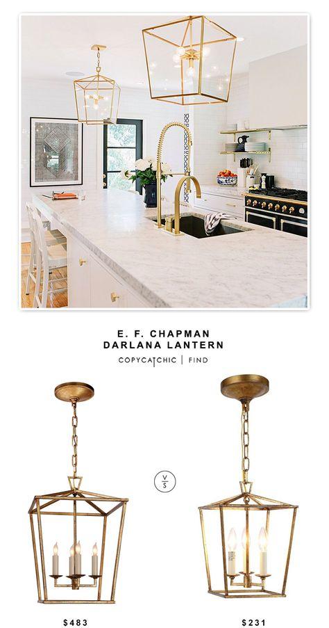 E. F. Chapman Darlana Lantern | | Copy Cat Chic | chic for cheap | Bloglovin'