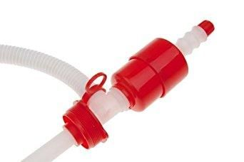 Action Pump 4007 Polyethylene Siphon Pump for use on 5 Gallon Pails 2 GPM