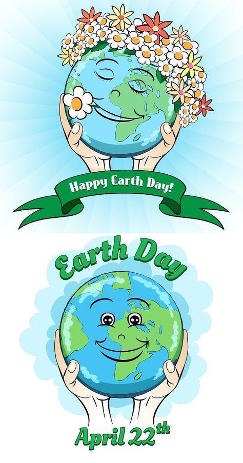 Постер день земли