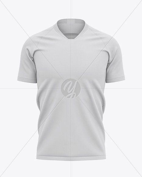 Jersey Mockup Template Clothing Mockup Soccer Jersey Soccer Tshirts