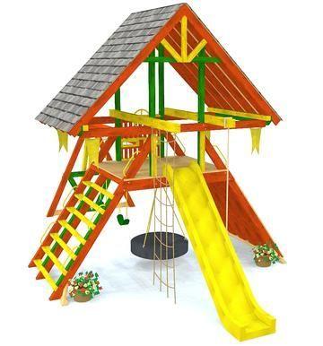 Diy Playhouse Plans Build A Kid S Backyard Playhouse 130 Designs Playset Plans Diy Playhouse Backyard Playset