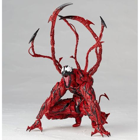 figure complex AMAZING YAMAGUCHI Carnage Carnage about 155mm ABS /& PVC painted a
