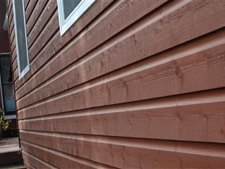 Replace Aluminum Siding With Eco Friendly Wood Siding Exterior Siding Choices Aluminum Siding Wood Siding