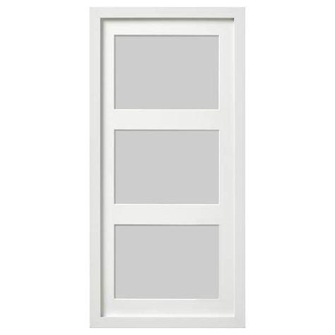 IKEA RIBBA Frame white Cornici