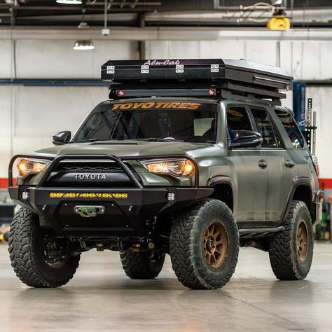 Pin By Garrett Paige On 4 Runner Rig In 2020 Toyota 4runner Trd Toyota Suv Toyota 4runner