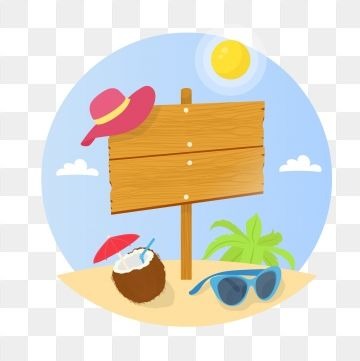 Small Heat Great Heat Summer Summer Summer Seaside Beach Png And Vector With Transparent Background For Free Download Travel Clipart Summer Clipart Clip Art