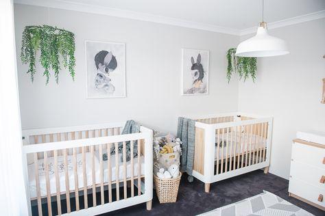 Comment Amenager Une Chambre De Jumeaux With Images Twin