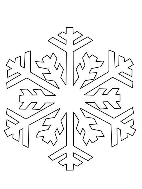 Kostenlose Malvorlage Schneeflocken Und Sterne Schneeflocke Neu Ausmalbilder Weihnachten Stern Snowflake Template Free Coloring Pages Paper Snowflake Designs