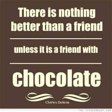 32 Most Delicious And Hilarious Quotes Memes To Celebrate National Chocolate Day Chocolate Quotes Funny Quotes Funny Chocolate Quotes