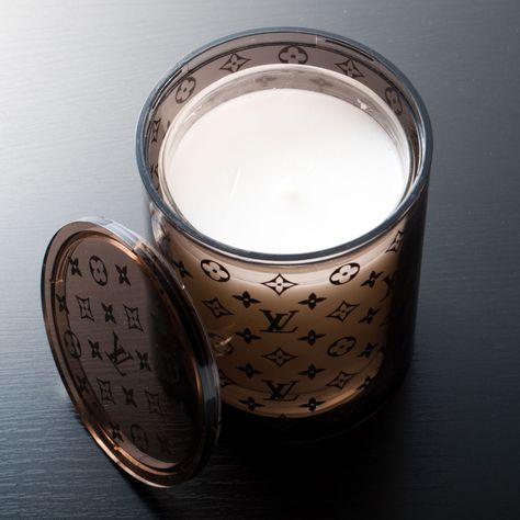 Louis Vuitton Scented Candle In Monogram