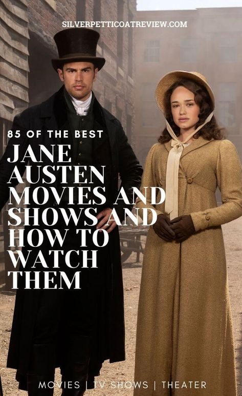 Emma Jane Austen, Jane Austen Movies, Jane Austen Persuasion, Period Drama Movies, Period Dramas, Movie List, Movie Tv, List Of Movies, Good Movies To Watch