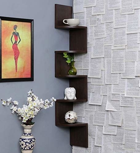 19 Stunning Home Decor Items Under 1 000 To Liven Up Your Home Wall Mounted Shelves Cheap Home Decor Online Wall Shelves