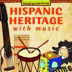 Free mini-poster shares the message: Celebrate Hispanic Heritage With Music!