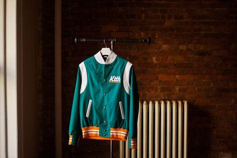 Kith X Golden Bear Baseball Jacket Miami 250 00 Baseball Jacket Jackets Varsity Jacket