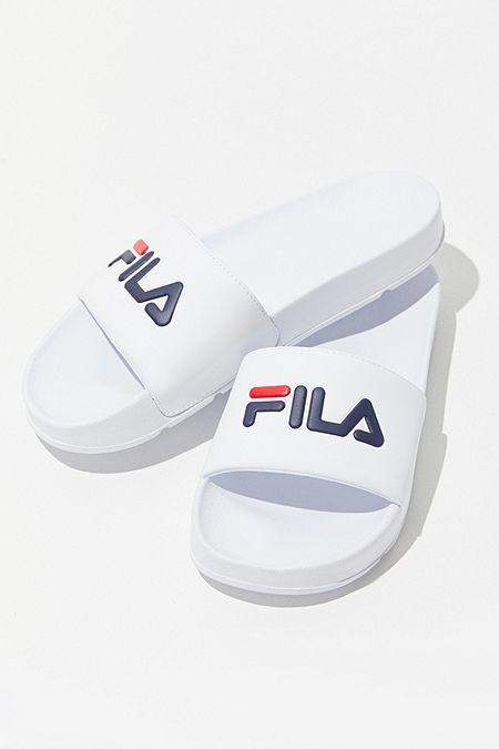 1dcd557c FILA Drifter Slide Sandal   other shoes in 2019   Fila sandals ...