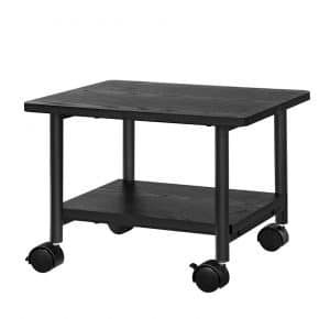 Songmics Under Desk Printer Stand Uops02b Printer Stands Printer Stand Small Printer
