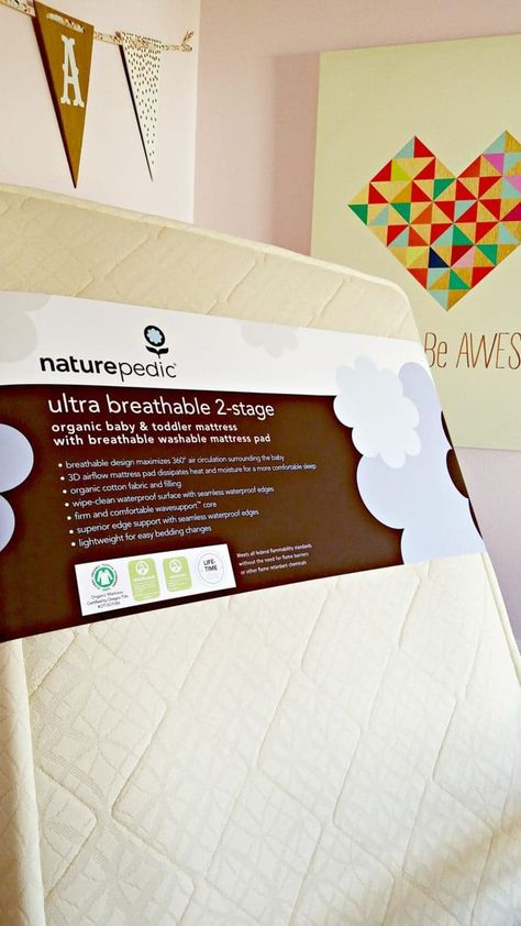 Investing in Safe and Healthy Sleep: Naturepedic Organic Crib Mattress Review