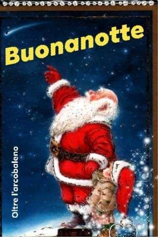 Immagini Di Buona Notte Di Natale.Immagini Divertenti Buonanotte Natalizie