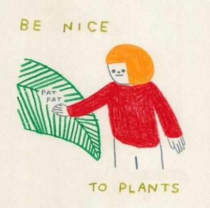 Trendy Plants Quotes Funny Thoughts Ideas Sketch Book Illustration Illustration Art