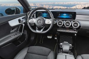 2019 Mercedes Cla 250 New Interior With Images Mercedes Cla