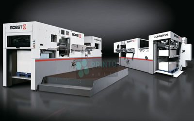 Those On The Lookout Of Used Bobst Die Cutting Machines In India May Avail Services