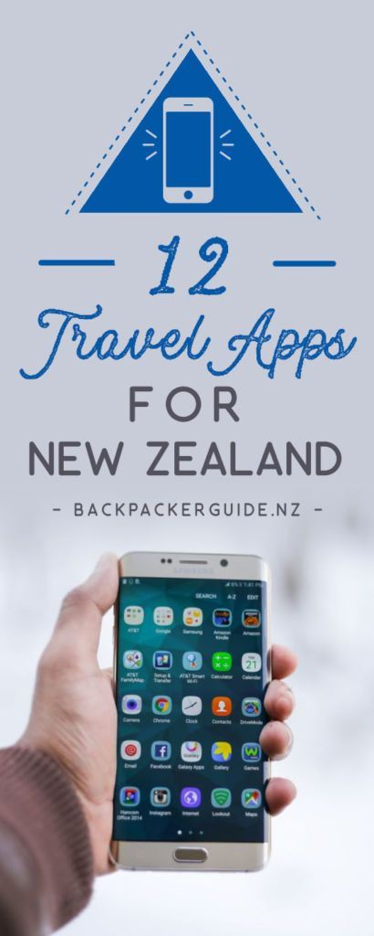 14 Travel Apps You Need To Have When Backpacking In New Zealand