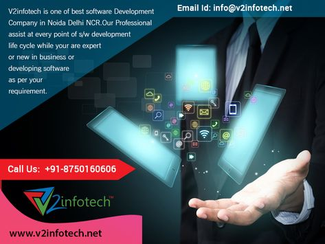 V2infotech Is One Of Best Software Development Company In Noida Delhi Ncr Our Professional Development Website Development