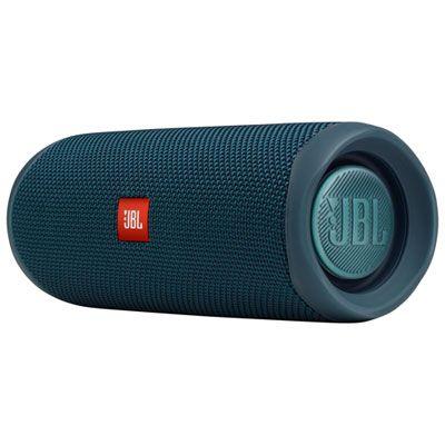 Jbl Flip 5 Waterproof Bluetooth Wireless Speaker Blue Waterproof Bluetooth Speaker Cool Bluetooth Speakers Wireless Speakers