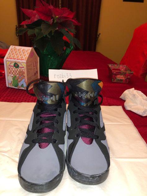 2b18eb062c1d Air Jordan 7 Retro  Bordeaux  2015 Sticker size in shoes  fashion  clothing   shoes  accessories  mensshoes  athleticshoes (ebay link)