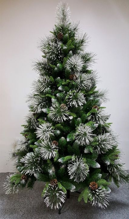 The 8ft Snowy Scots Pine Tree 8ft Pine Scots Snowy Tree Pine Christmas Tree Tree Snowy Trees