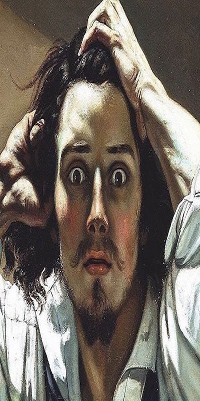 Desespere Desperation Or The Desperate Man Self Portrait By Gustave Courbet Gustave Courbet Art Aesthetic Art While desperate man will not be released exactly the same way that mr. gustave courbet