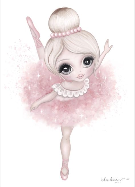 Bella Ballerina Pink