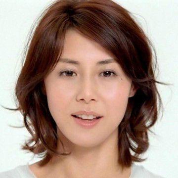 40代ヘアスタイル ミディアムの女性に似合うパーマは 50 代 髪型
