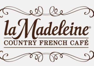 Join La Madeleine Feedback Survey French Cafe La Madeleine Madeleine