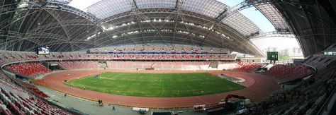 Singapore National Stadium Singapore Sports Hub