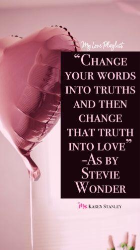 My Love Playlist - Stevie Wonder