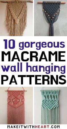 macrame plant hanger+macrame+macrame wall hanging+macrame patterns+macrame projects+macrame diy+macrame knots+macrame plant hanger diy+TWOME I Macrame & Natural Dyer Maker & Educator+MangoAndMore macrame studio Macrame Design, Macrame Art, Macrame Projects, Macrame Knots, How To Macrame, Macrame Mirror, Macrame Curtain, Macrame Wall Hanging Patterns, Yarn Wall Hanging