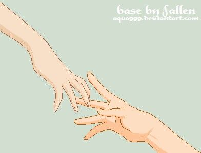Hand Base Hand Drawing Reference Drawing Base Anime Base