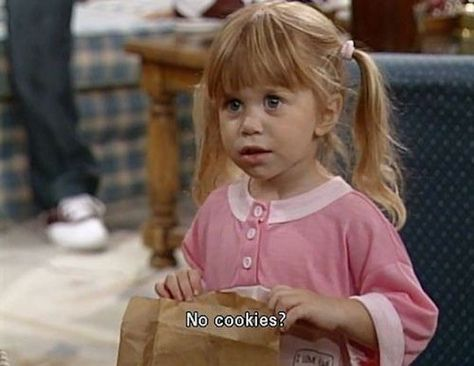8 Important Things We Learned About Food from Michelle Tanner ^