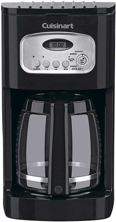 Amazon Com Cuisinart Dcc 1100bkfr 12 Cup Coffee Maker Renewed Drip Coffeemakers Kitchen Dining In 2020 Percolator Coffee Coffee Maker Thermal Coffee Maker