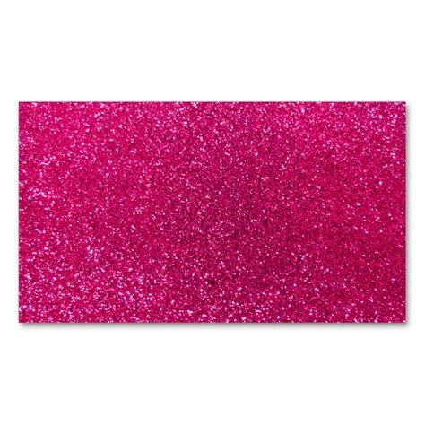Best Glitter Sparkle Business Cards